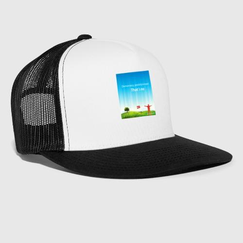 Rolling hills tshirt - Trucker Cap