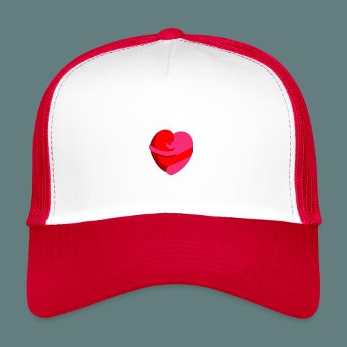 hearts hug - Trucker Cap