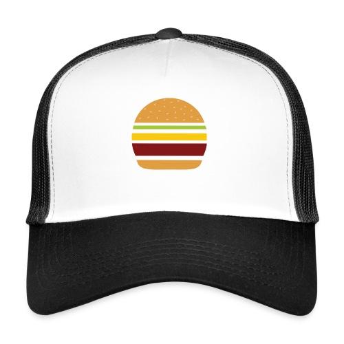 Logo Burger Panhamburger - Trucker Cap