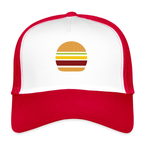 Logo Burger Panhamburger - Trucker Cap