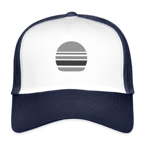 Logo_panhamburger_gris - Trucker Cap