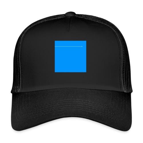 sklyline blue version - Trucker Cap