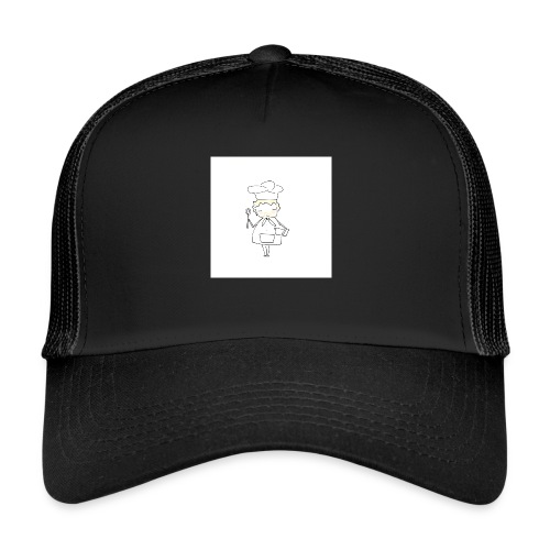 Maglietta 1 - Trucker Cap