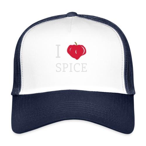 i_love_spice-eps - Trucker Cap
