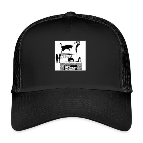 We love maccaroni - Trucker Cap