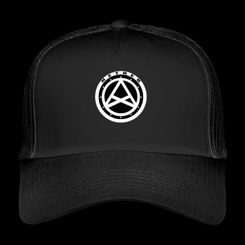 Nether Crew Black\White SnapBack - Trucker Cap