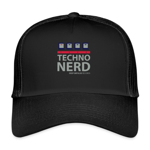 Techno Nerd - Trucker Cap
