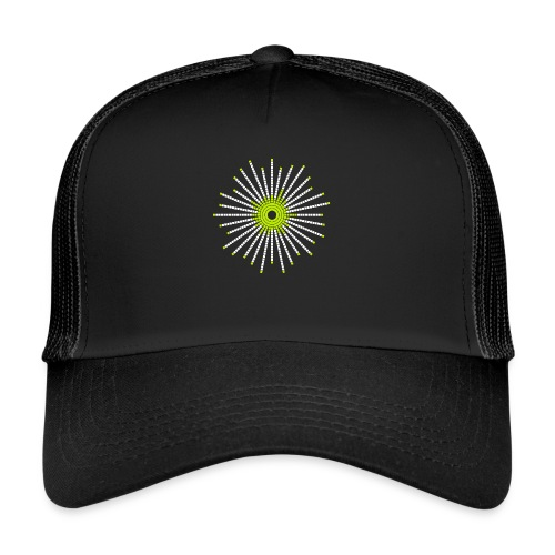 fancy_circle - Trucker Cap