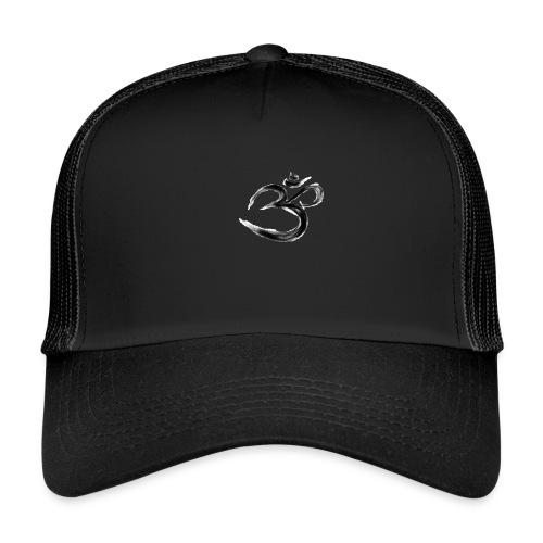 Black OM - Trucker Cap