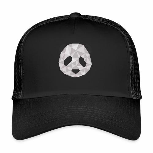 panda géométrique - Trucker Cap