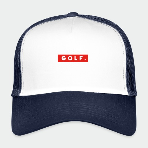 GOLF. - Trucker Cap
