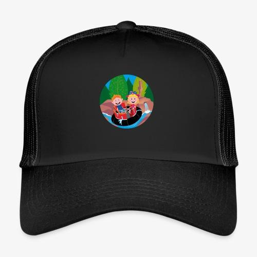 Themepark: Rapids - Trucker Cap