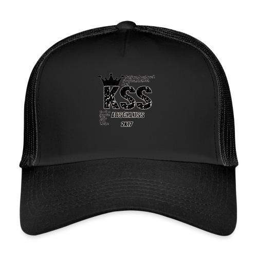 Abschluss 2017 KSS, Kleidung + Name! - Trucker Cap