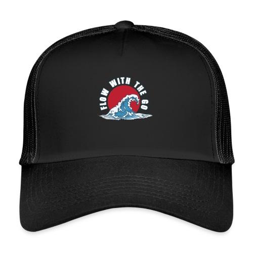 flow with the go - Trucker Cap