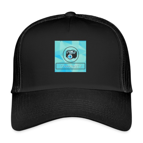 My Logo! - Trucker Cap