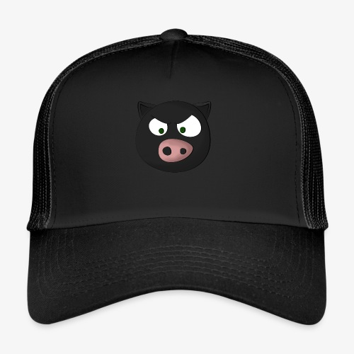 BLACKPIG - Gorra de camionero