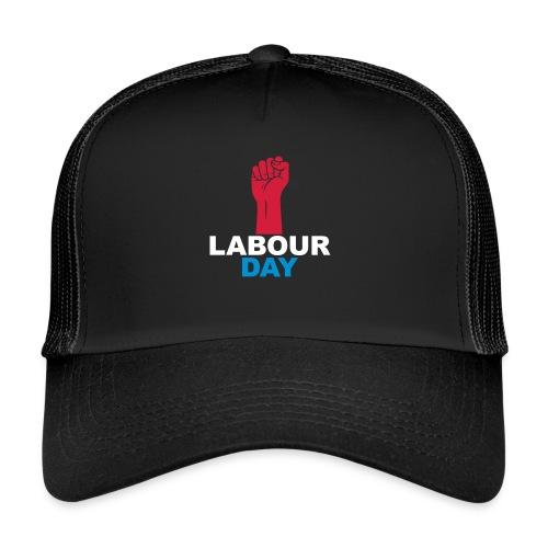 Labour day - Trucker Cap
