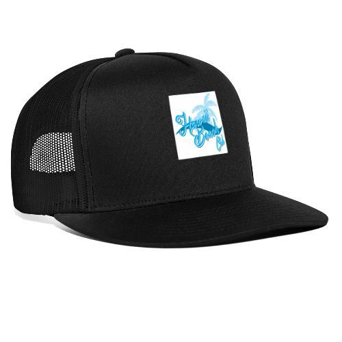 Hawaii Beach Club - Trucker Cap