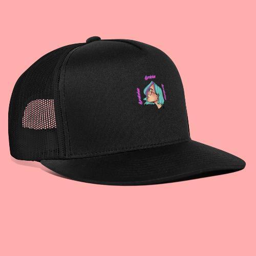 Lynioka Purple Up - Trucker Cap