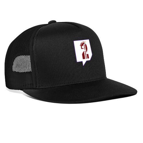 Logo Twitch - Trucker Cap
