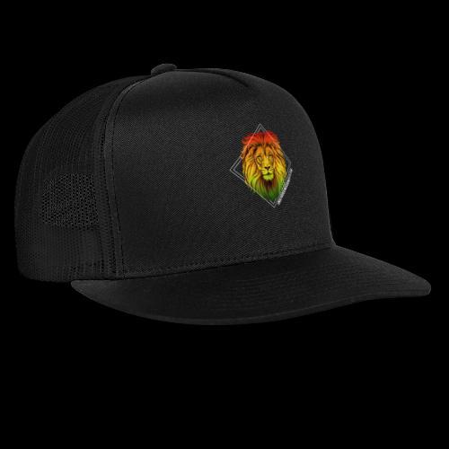 LION HEAD - UNDERGROUNDSOUNDSYSTEM - Trucker Cap