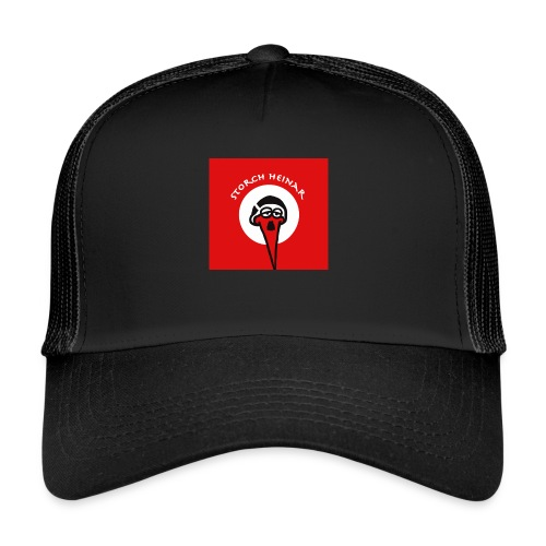 Button Storch Heinar - Trucker Cap