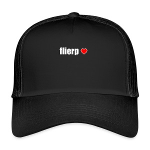 I love Flierp - Trucker Cap