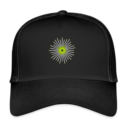 fancy_circle - Trucker Cap