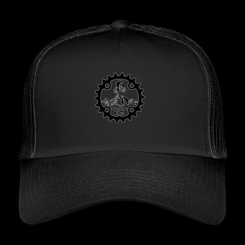 GrenzigeBiker Logo - Trucker Cap
