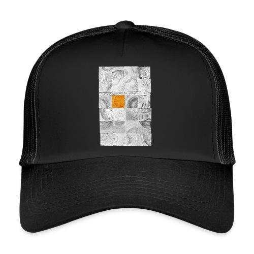 Cubes de Bois - Trucker Cap