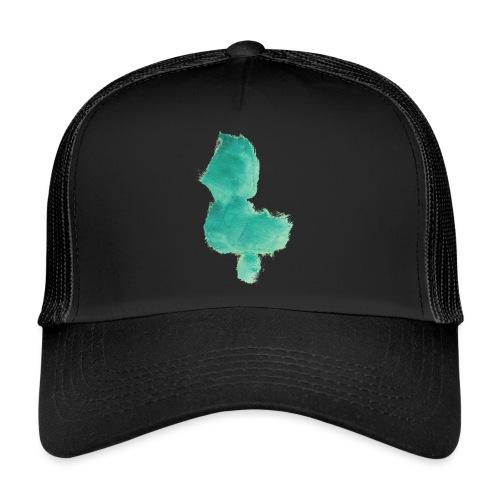 grünes Küken - Trucker Cap