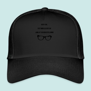 Keep Cool Glasses - Trucker Cap