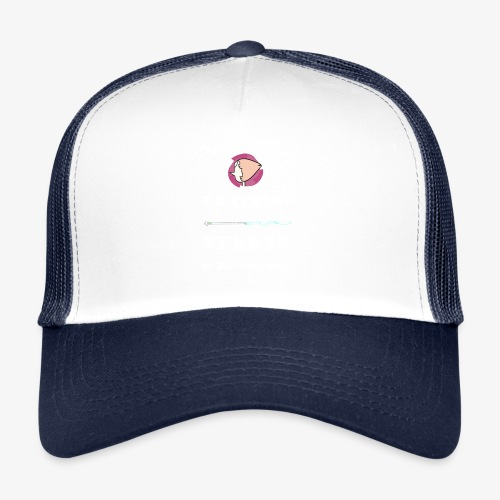 Strong in the Real Way - Trucker Cap