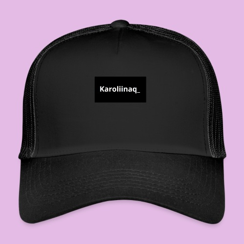 Karoliinaq_ - Trucker Cap