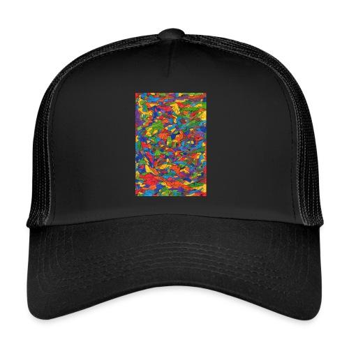 Color_Style - Gorra de camionero