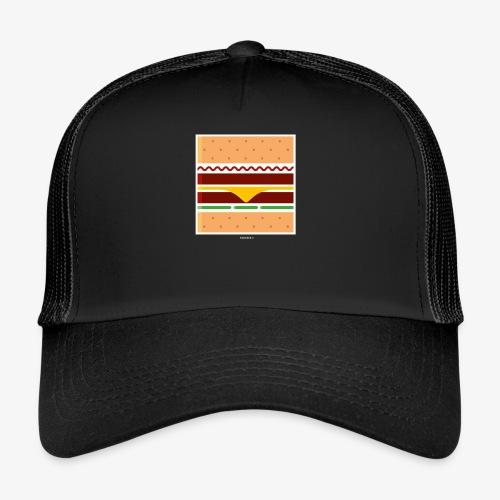 Square Burger - Trucker Cap