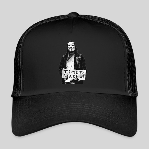 Time to wake up - Trucker Cap