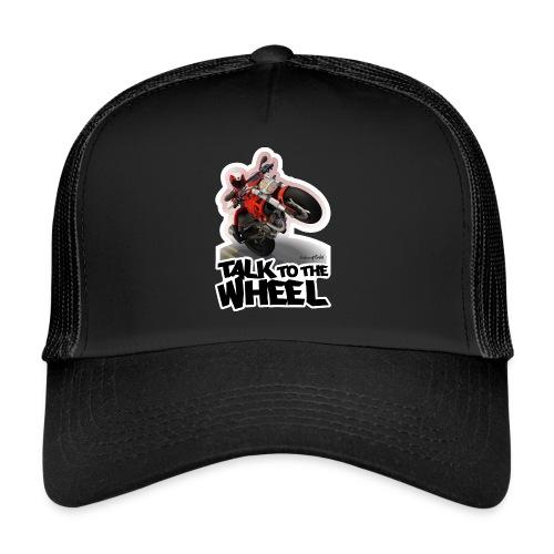 Ducati Monster Wheelie B - Gorra de camionero