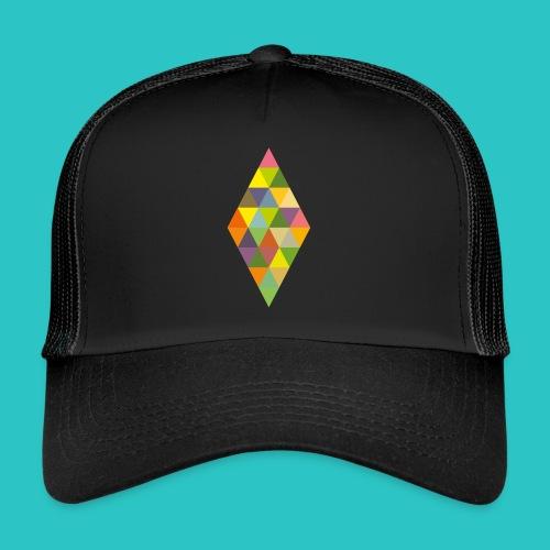 Rhombus - Trucker Cap