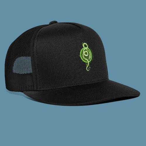 Jormungand logo png - Trucker Cap