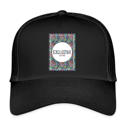 Colour_Design Excluzive - Trucker Cap