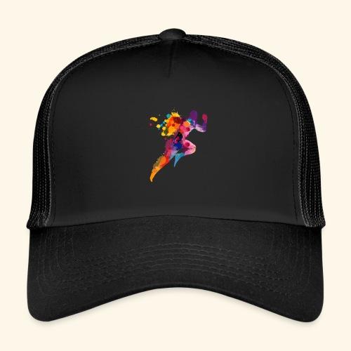 Running colores - Gorra de camionero