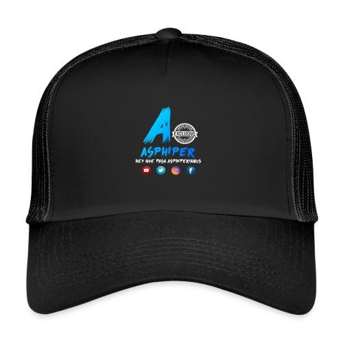 Diseño Verano 2017 - Trucker Cap