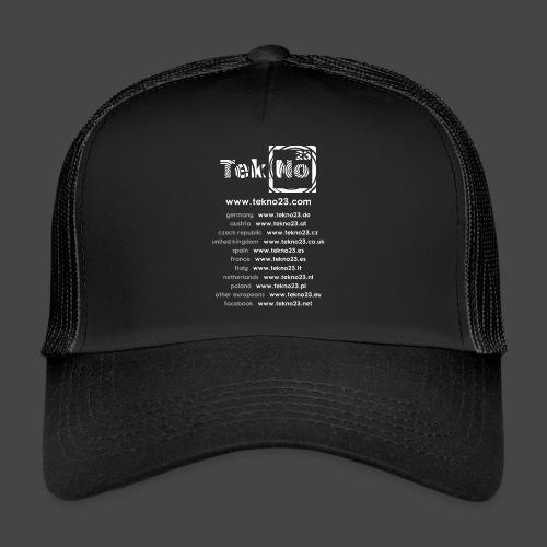 tekno23 - Trucker Cap