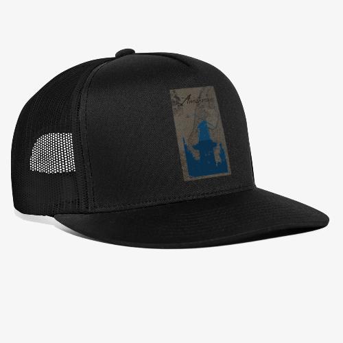 Amsterdam city - Trucker Cap