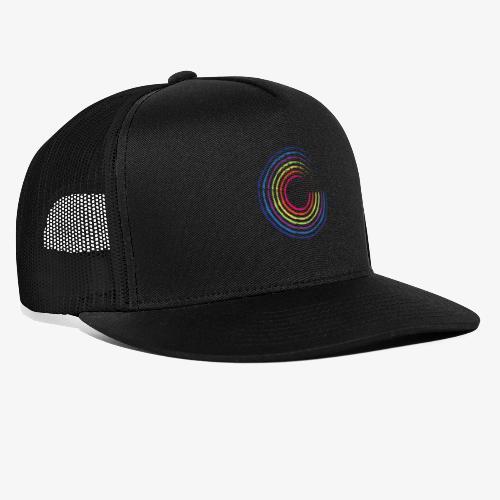 Circle rainbow - Trucker Cap
