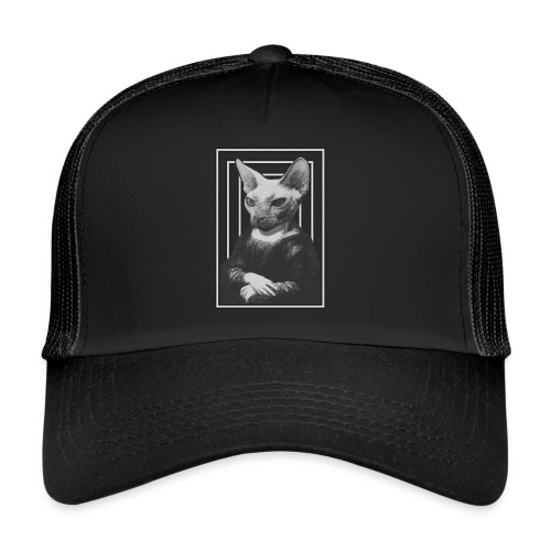 CAT LISA - Gorra de camionero