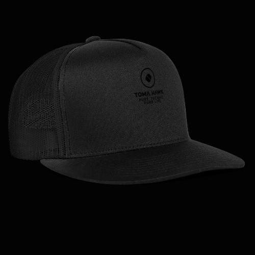 Toma Hawk - Pure Techno - Pure Life Black - Trucker Cap