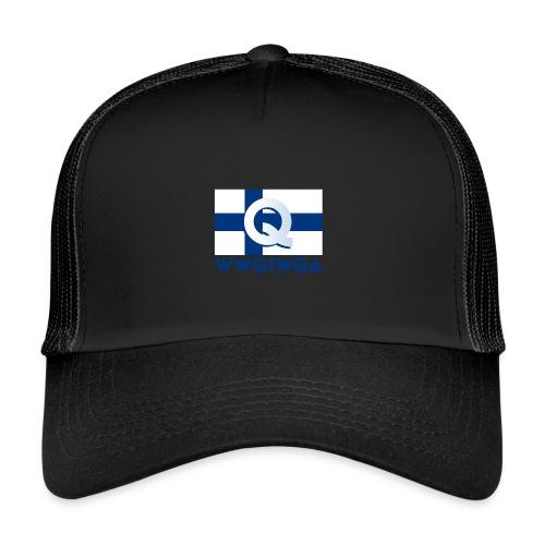 Suomi WWG1WGA - Trucker Cap