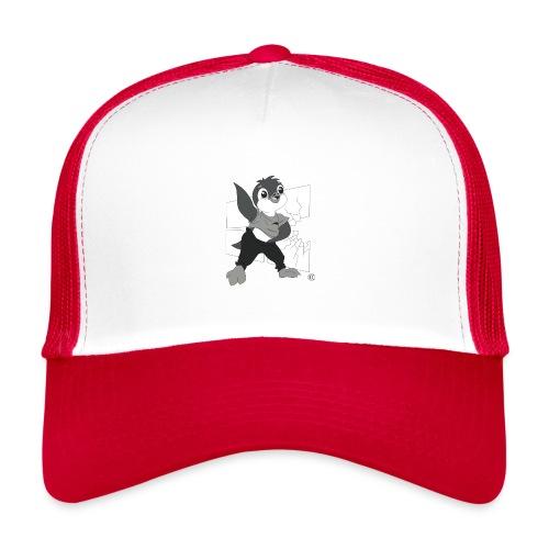 Le pingouin de Nice - Trucker Cap